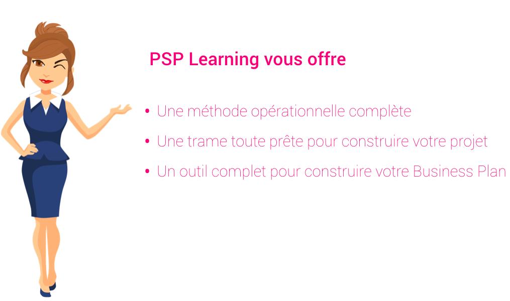 PSP Learning méthode ELSA